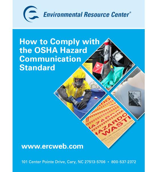 ERC - OSHA Hazard Communication Handbook